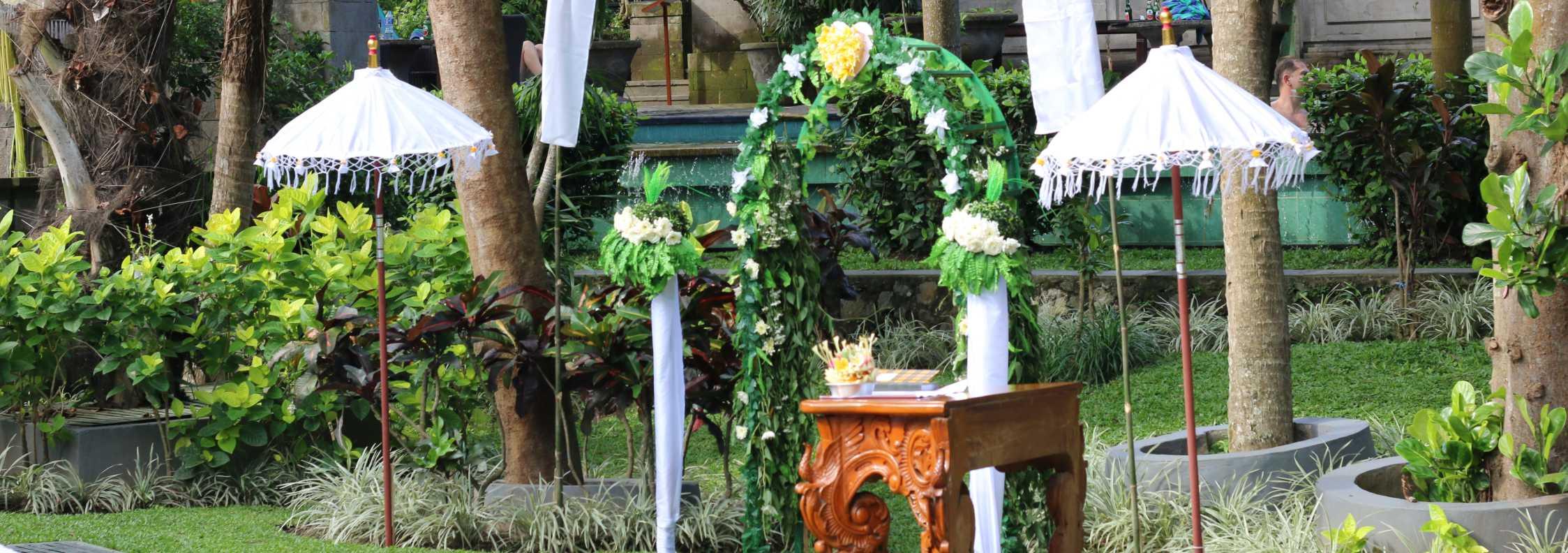 Ubud Wedding
