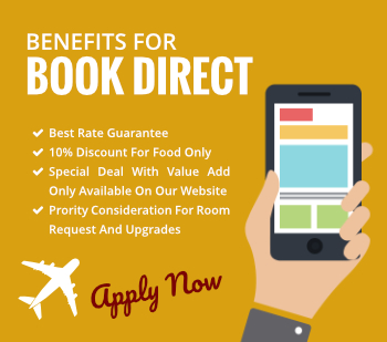 Book Direct Benefits
